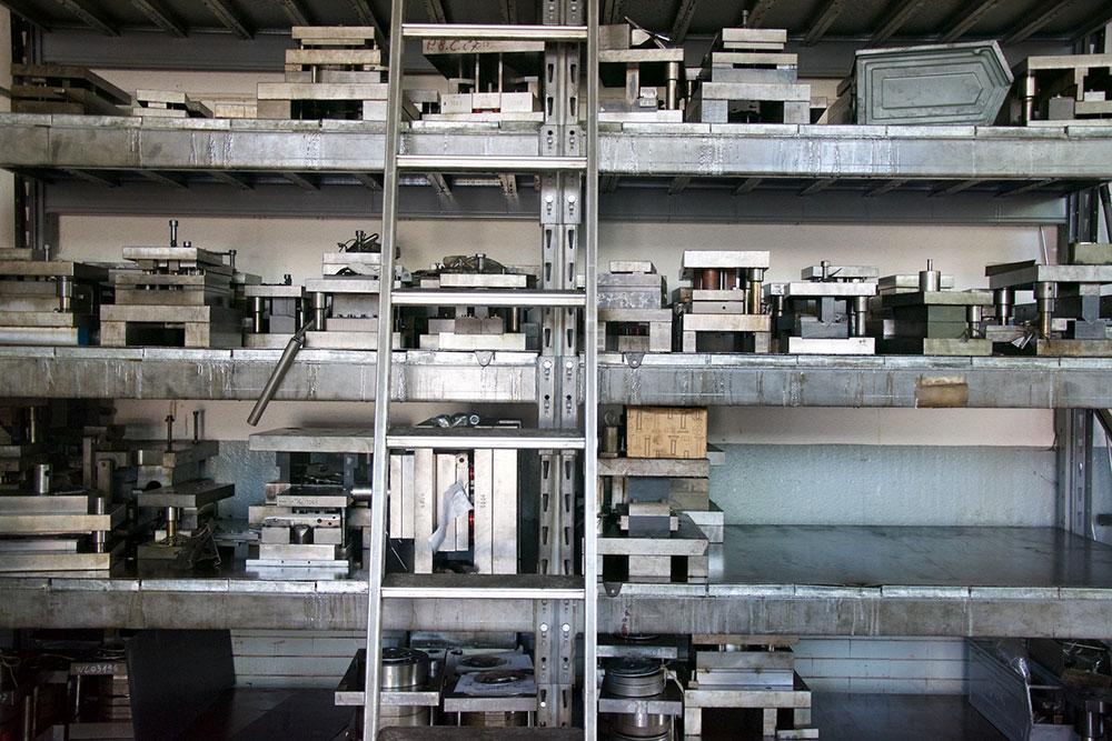 Atelier mécanique Vallisi – Menuiserie métallique